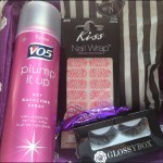 Miss Glossybox July / August 2013
