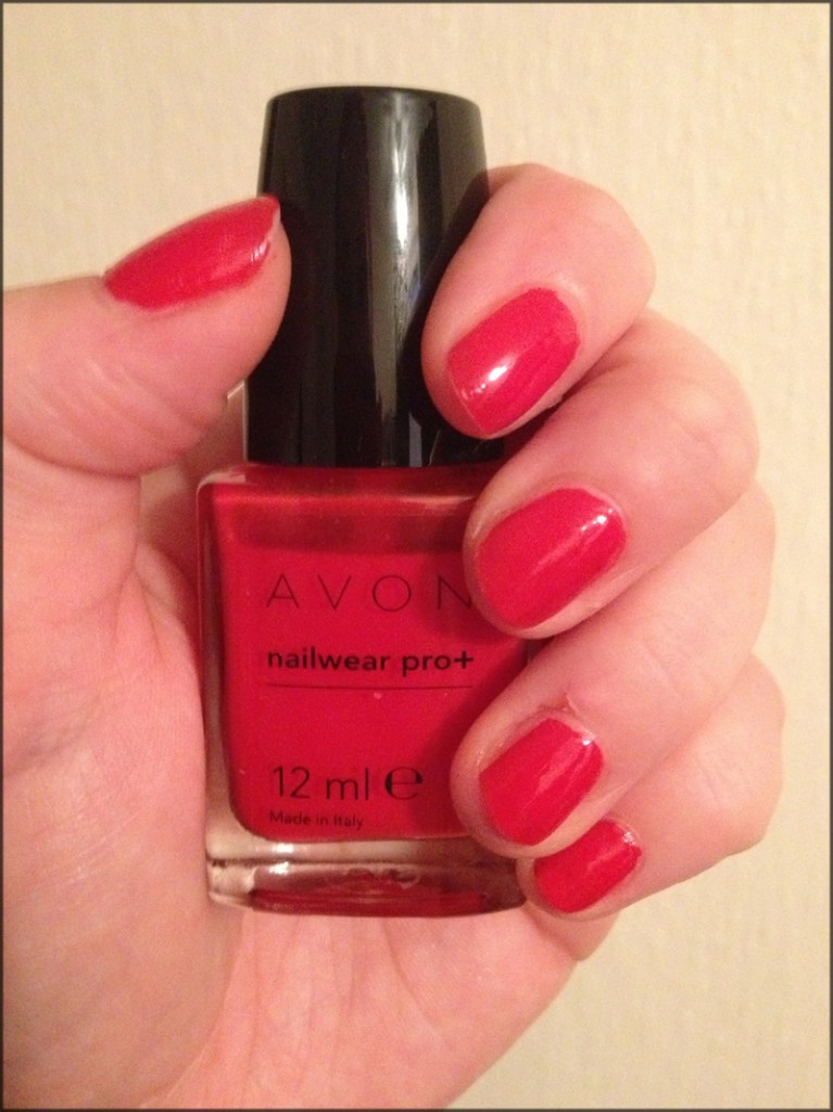 NOTD red bombshell