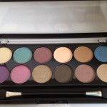 MUA Glamour Days Eyeshadow Palette Swatches & Review