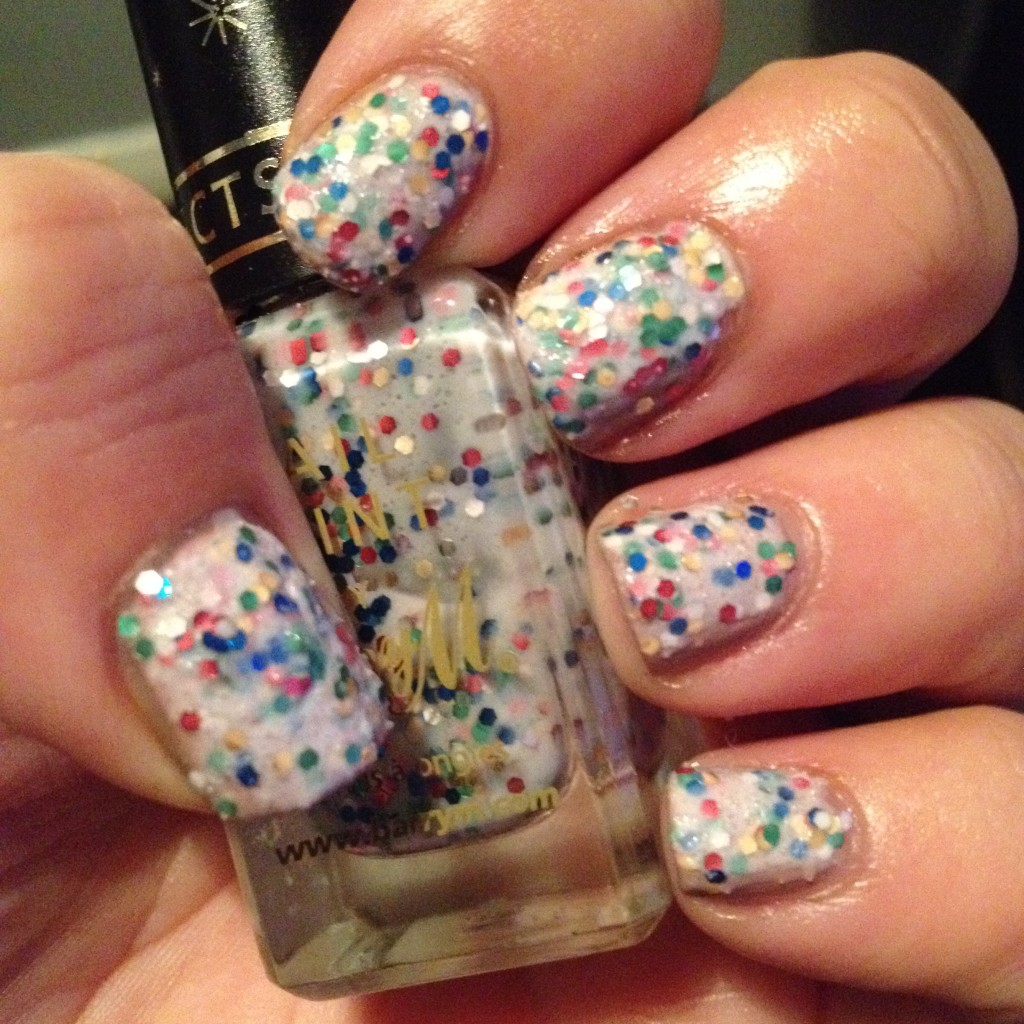 Barry M Sequin Effects 01 White