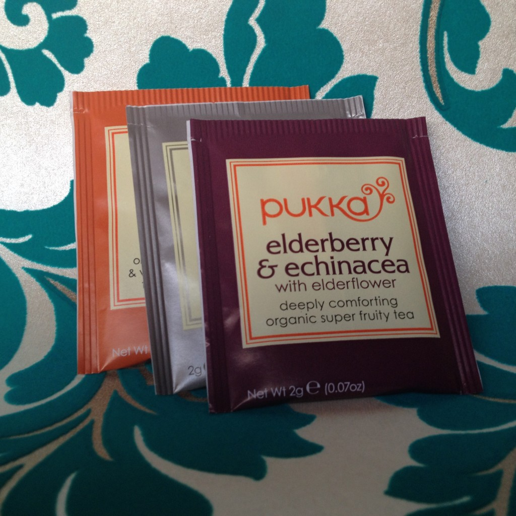 Pukka Herbs tea