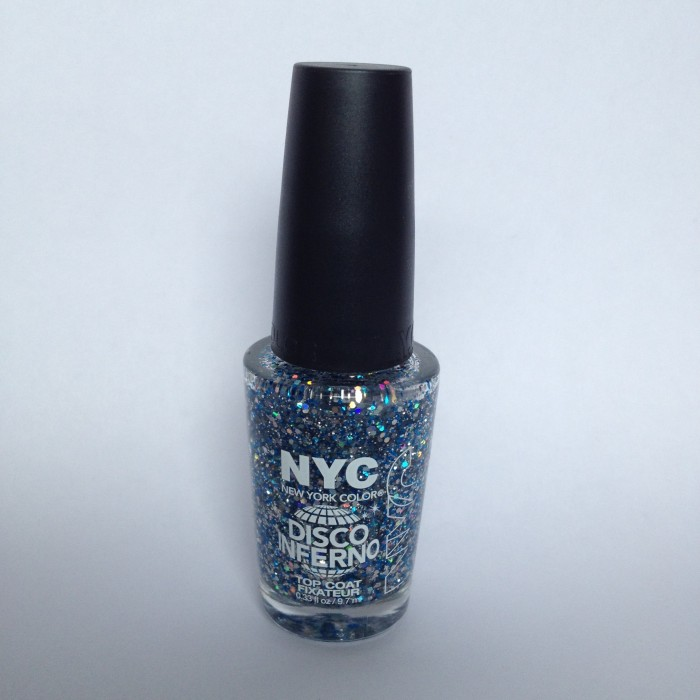 NYC Disco Inferno Top Coat