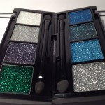 MUA Luxe London Glitter Eye Palettes in Rock Chick and Diva