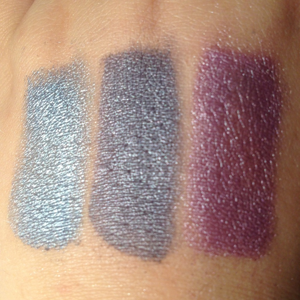 MUA starry night swatch 4