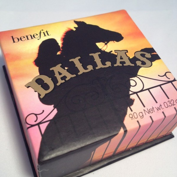 Benefit Dallas Boxed Blush