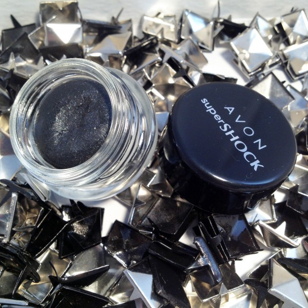Avon supershock Blackened Metal