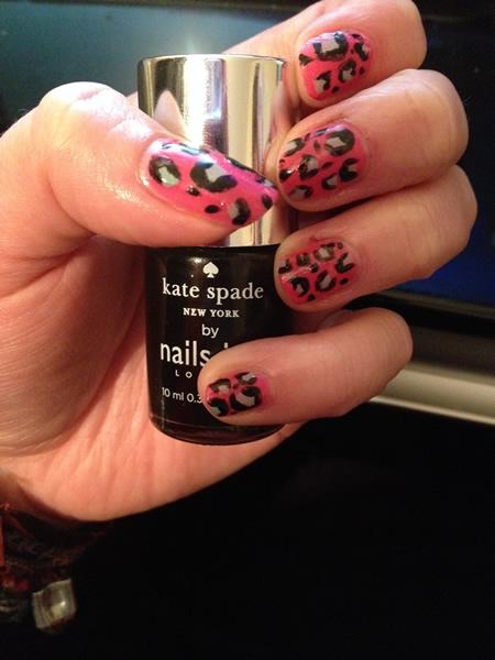 leopard-nails