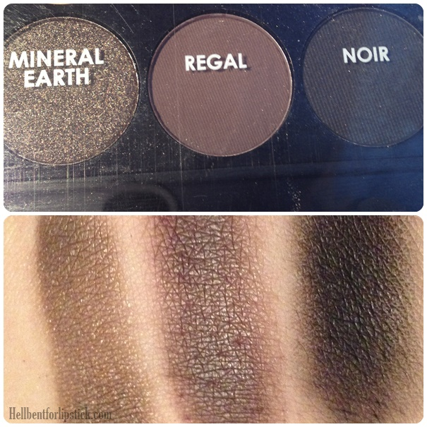 AU natural swatch 4