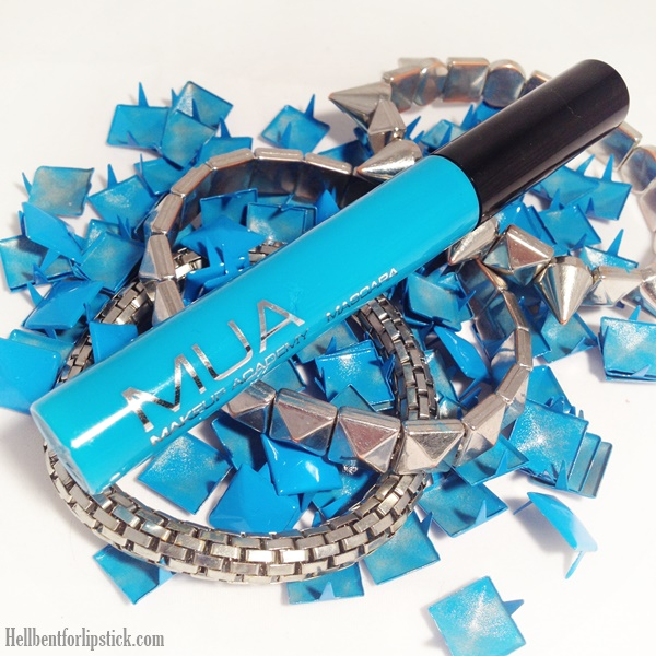 MUA Mascara Shade 3 Blue