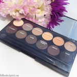Sleek i-Divine Eyeshadow Palette Au Naturel Review & Swatches
