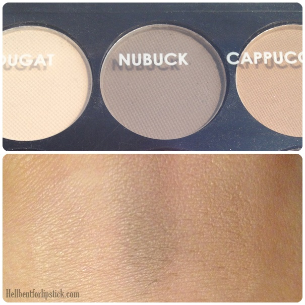 au natural swatch 1