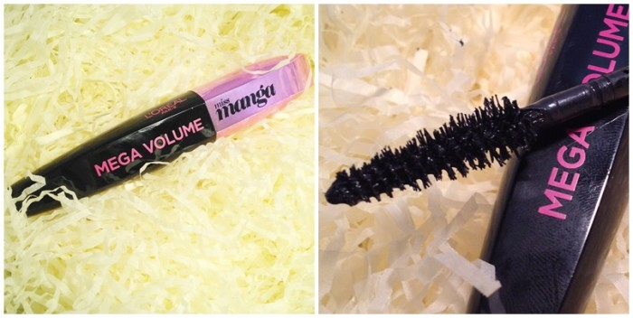 L'Oreal Paris Mega Volume Miss Mange Mascara Glamour beauty Edit Latest in beauty 3 2014