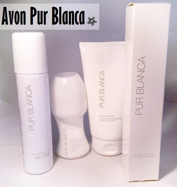 Avon Pur Blanca