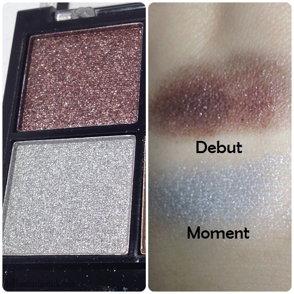 MUA up all night swatches 1