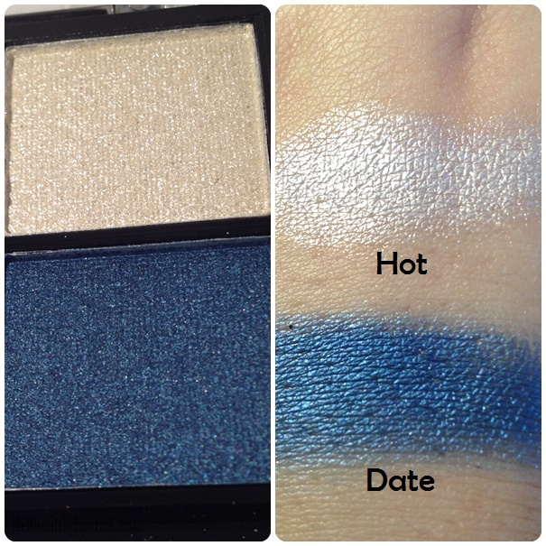 MUA up all night swatches 5