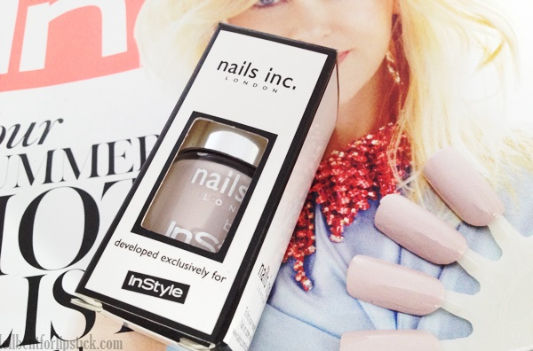 Free Nails Inc. With InStyle
