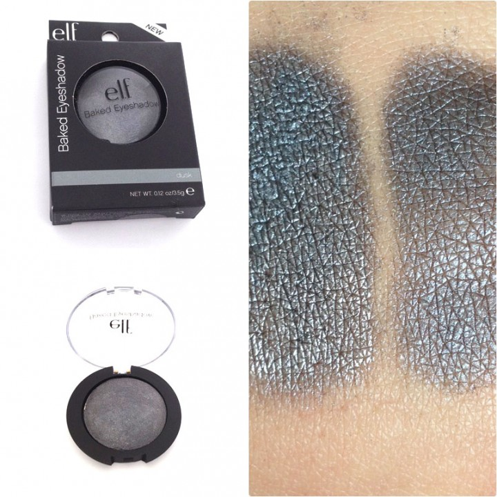Elf Baked Eyeshadow Dusk