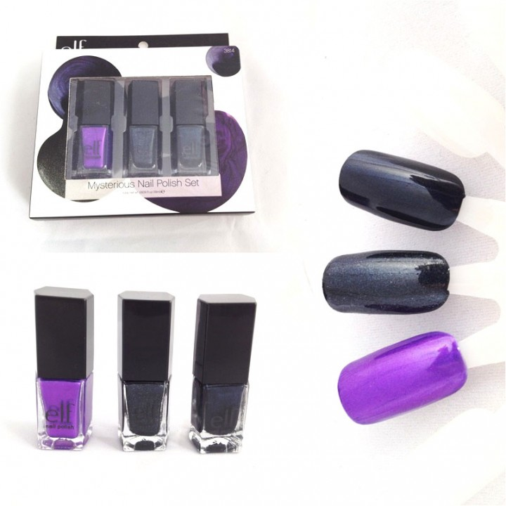 Elf Nail Set Mysterious