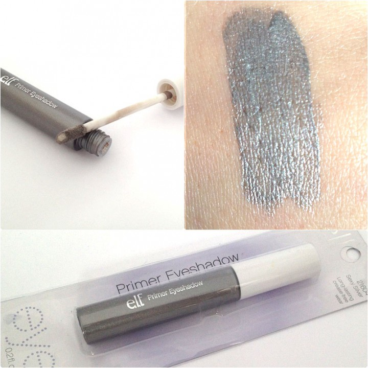 Elf Primer Eyeshadow Sexy Silver