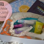 Birchbox July 2014 Review