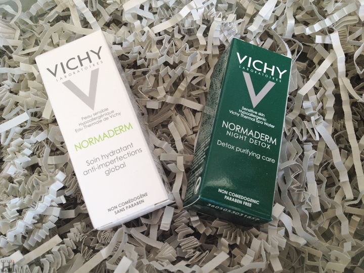 Glossybox September 2014 Vichey