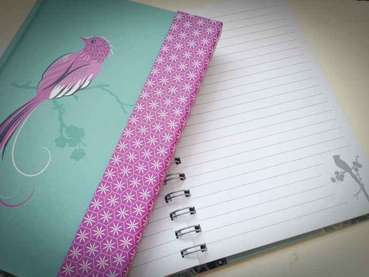 Wilkinsons Budget Pretty Stationary Notepad