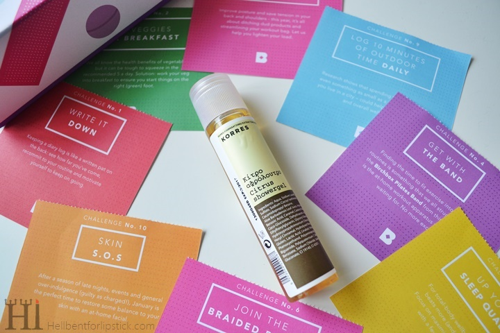 Birchbox January 2015 Review
