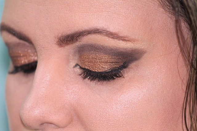 brown eyeshadow 2015 trend